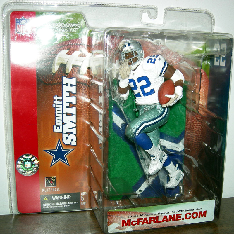 Emmitt Smith (series 6 Cowboys)