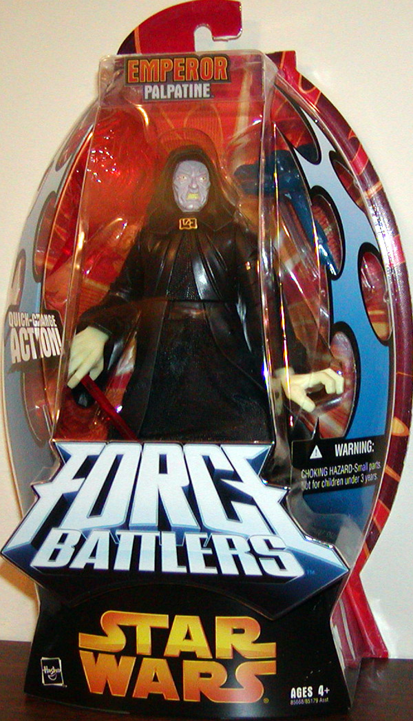 Emperor Palpatine (Force Battlers)