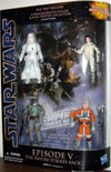 Star Wars BluRay Release Commemorative Figure Collection Episode V ESB