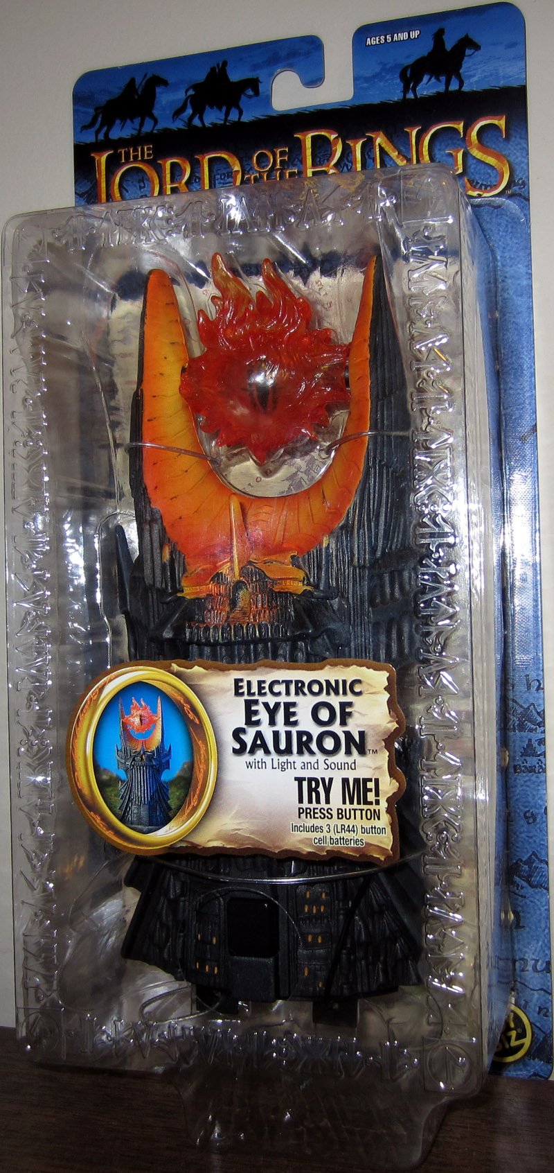 Electronic Eye of Sauron (Trilogy)