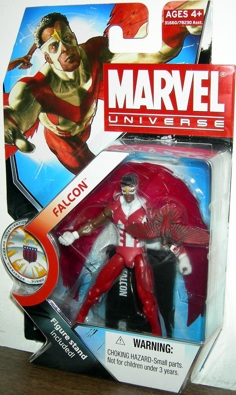 Falcon (Marvel Universe, series 3, 013)