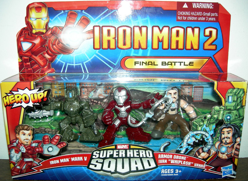 Final Battle (Super Hero Squad)