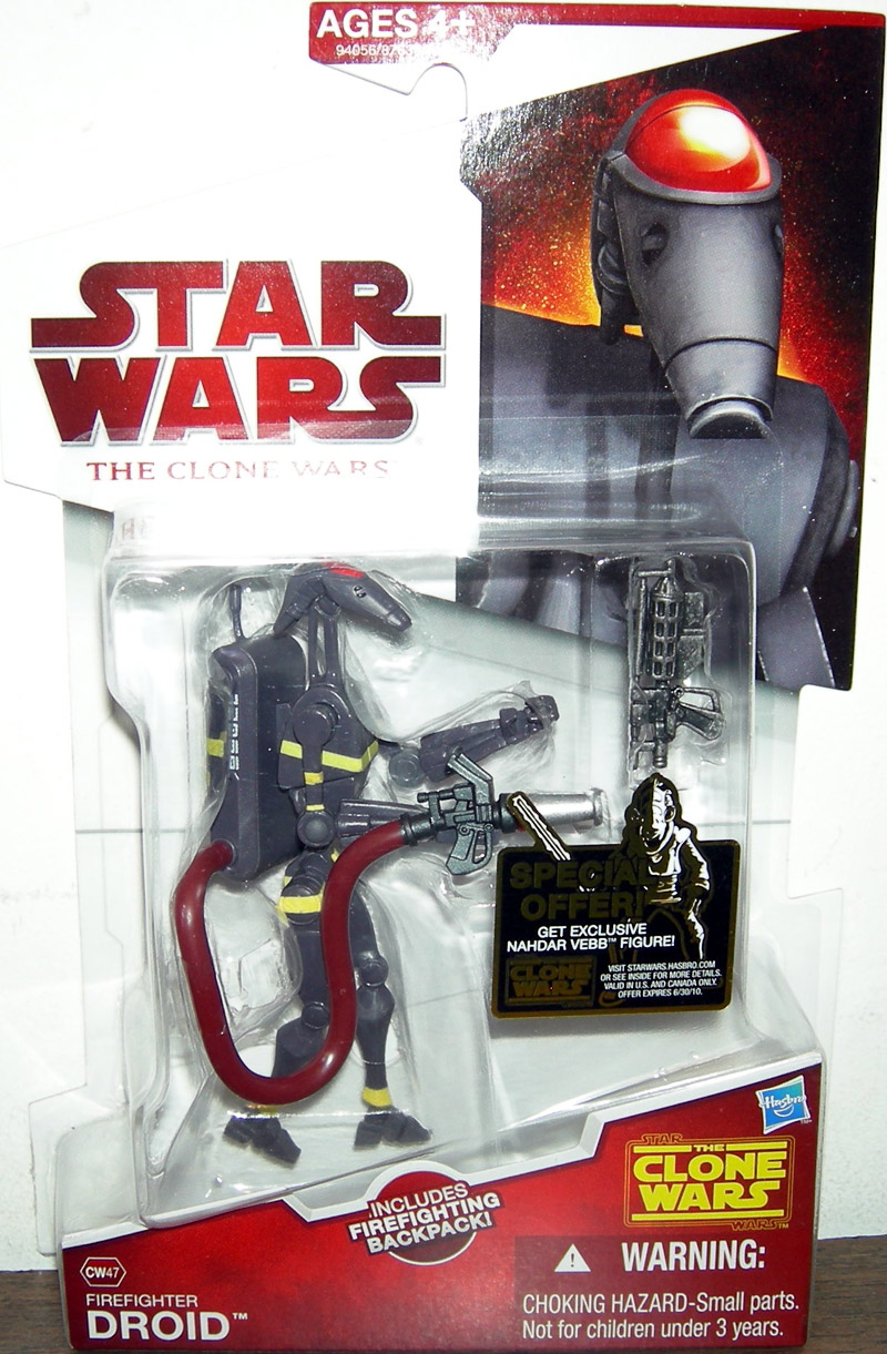 Firefighter Droid (CW47)