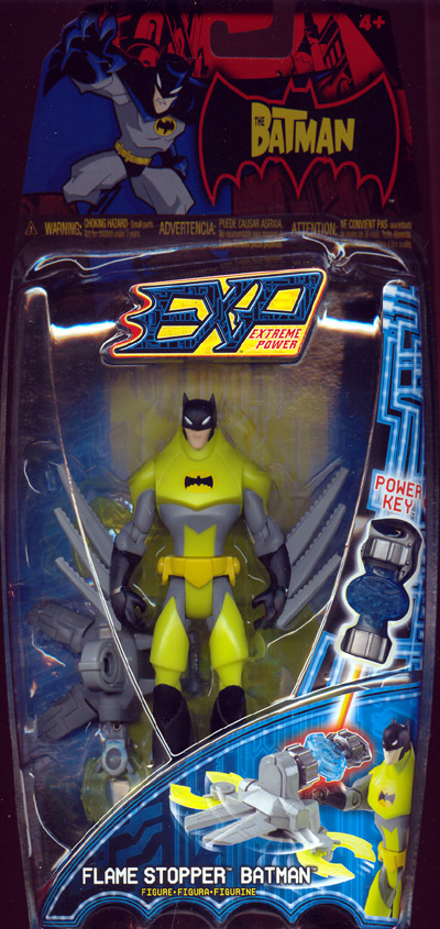 Flame Stopper Batman (EXP)