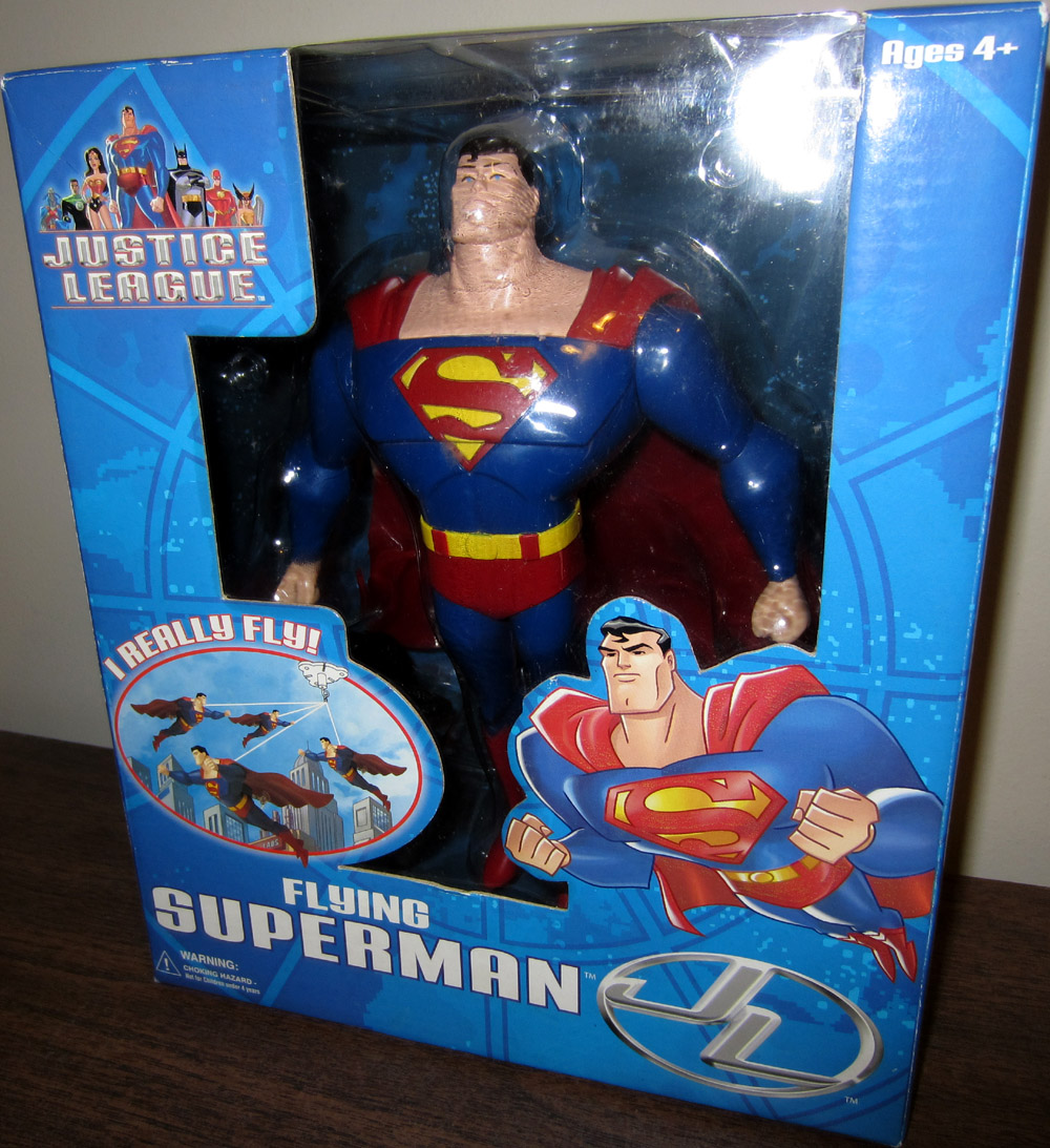 Flying Superman (Justice League)