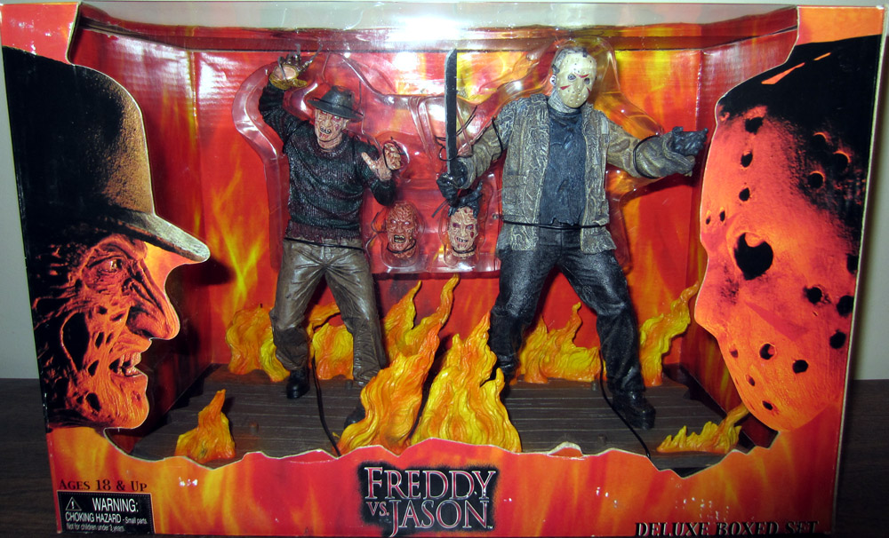 Freddy vs. Jason Deluxe Boxed Set