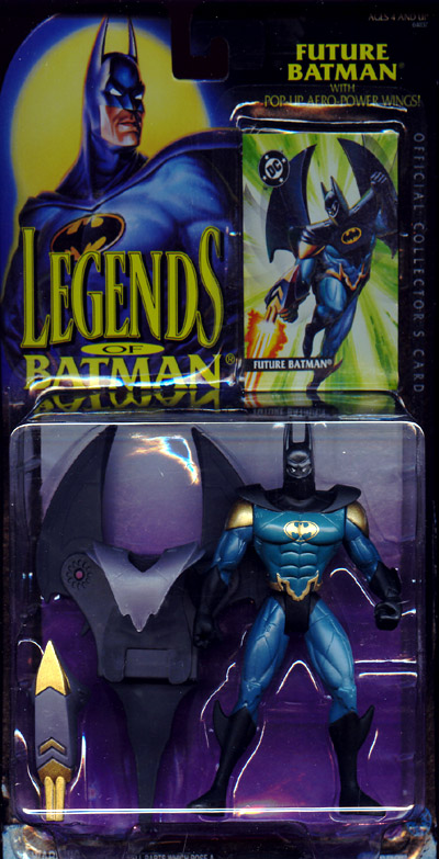 Future Batman (Legends Of Batman)