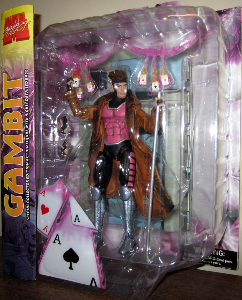 Gambit (Marvel Select)