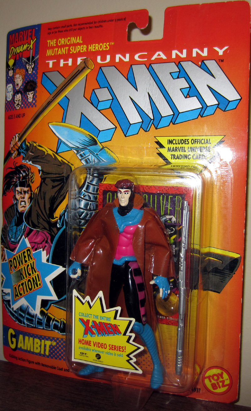 Gambit (Power Kick Action)