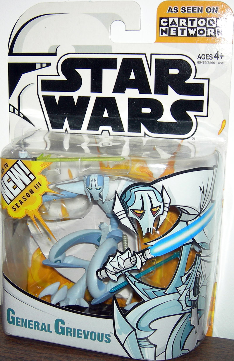 General Grievous (Cartoon Network III)
