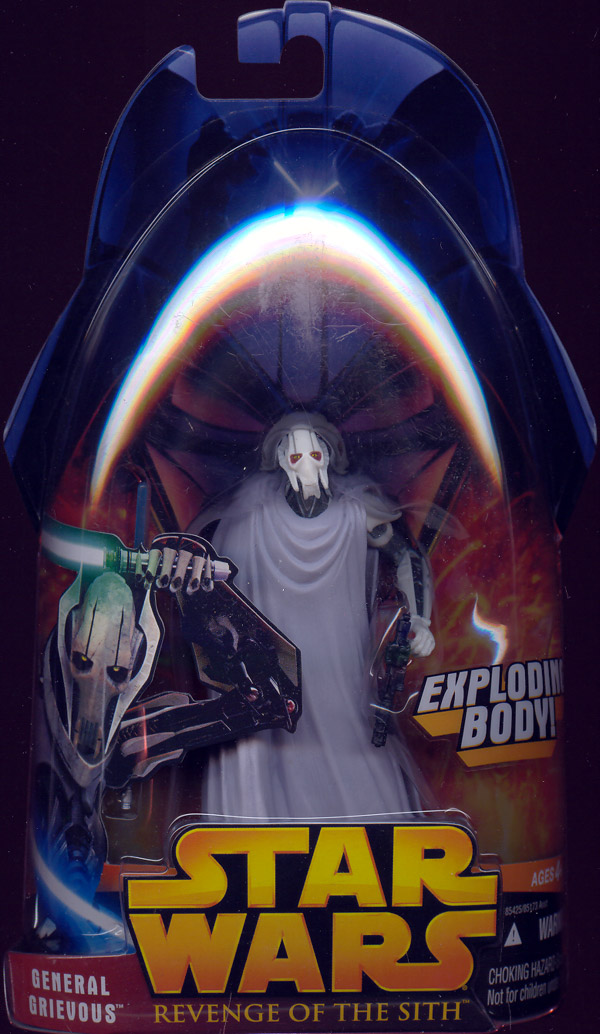 General Grievous (Revenge of the Sith, #36)