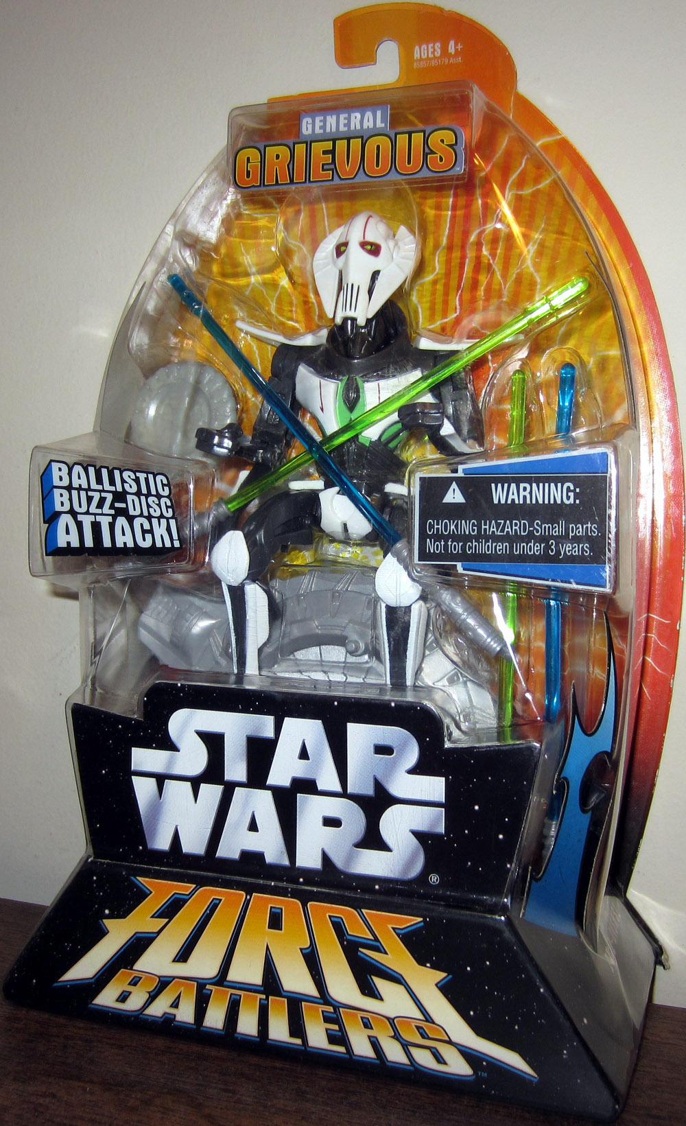 General Grievous (Force Battlers 2)