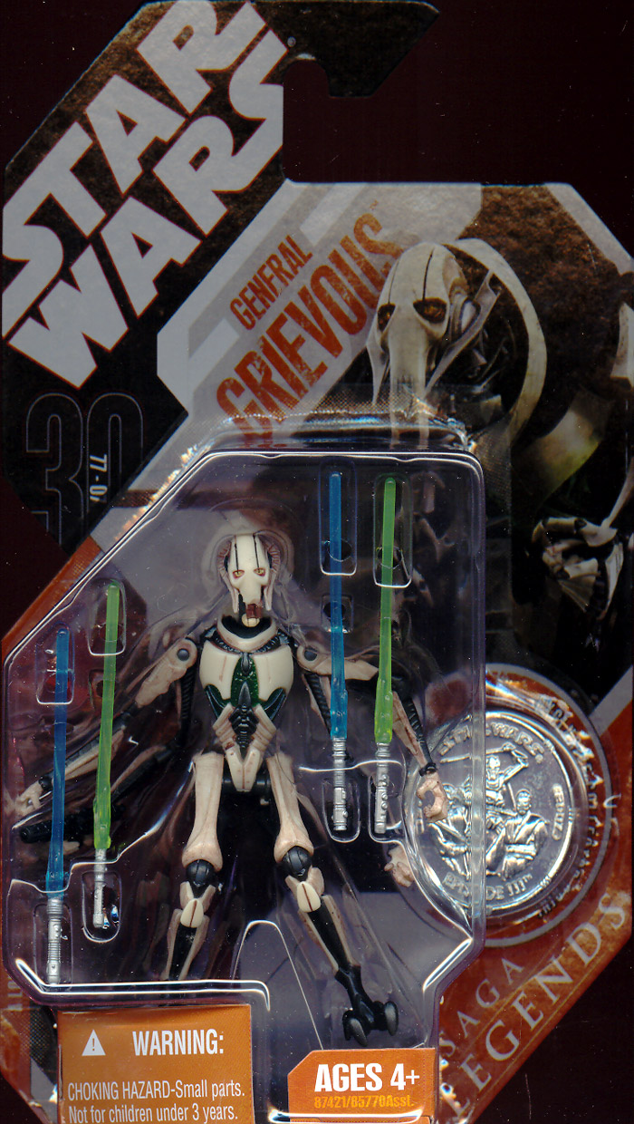 General Grievous (Saga Legends)