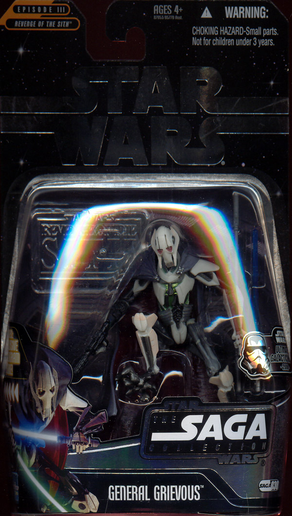 General Grievous (Ultimate Galactic Hunt)