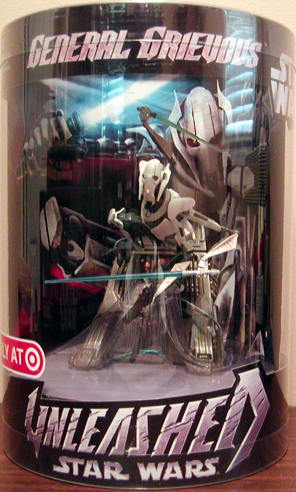 General Grievous (Unleashed, Target Exclusive)