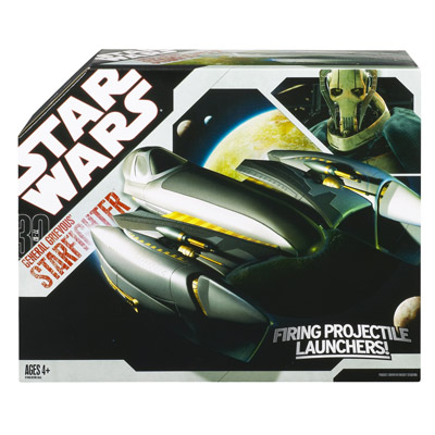 General Grievous' Starfighter (30th Anniversary)