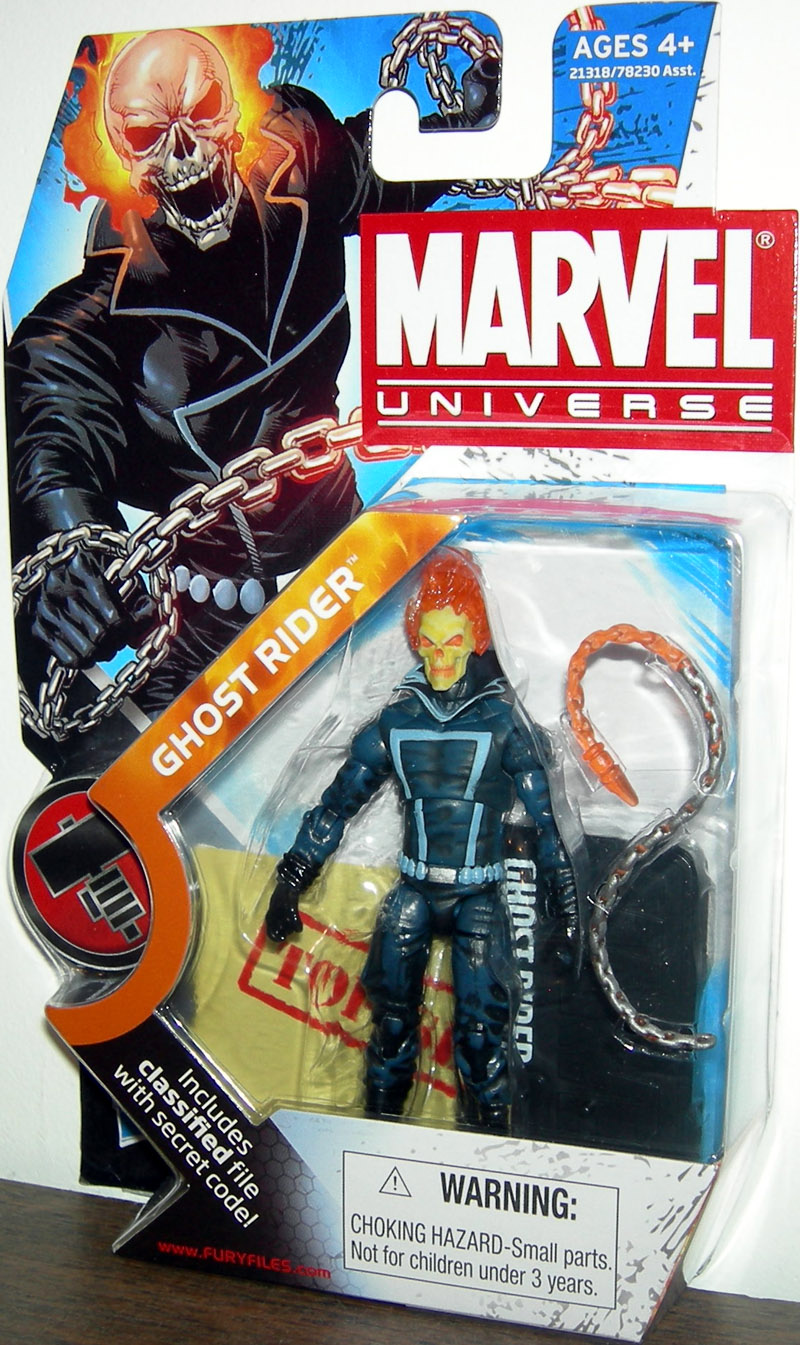 Ghost Rider (Marvel Universe, series 2, 030)