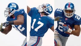 New York Giants 3-Pack