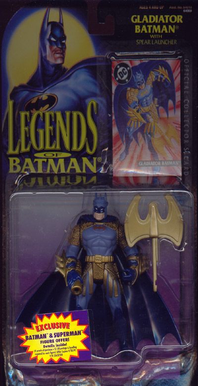 Gladiator Batman (Legends Of Batman)