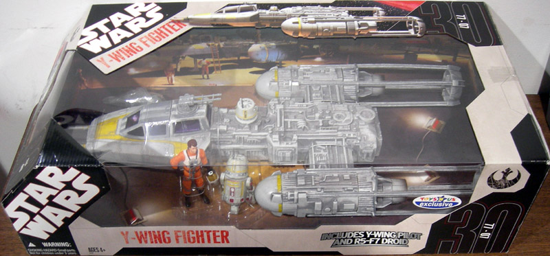 Gold Squadron Y-wing Fighter