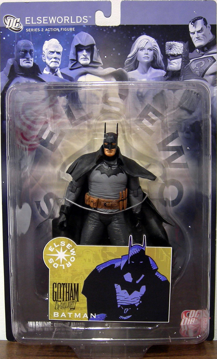 Gotham by Gaslight Batman