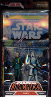 Governor Tarkin & Stormtrooper (Comic Packs)
