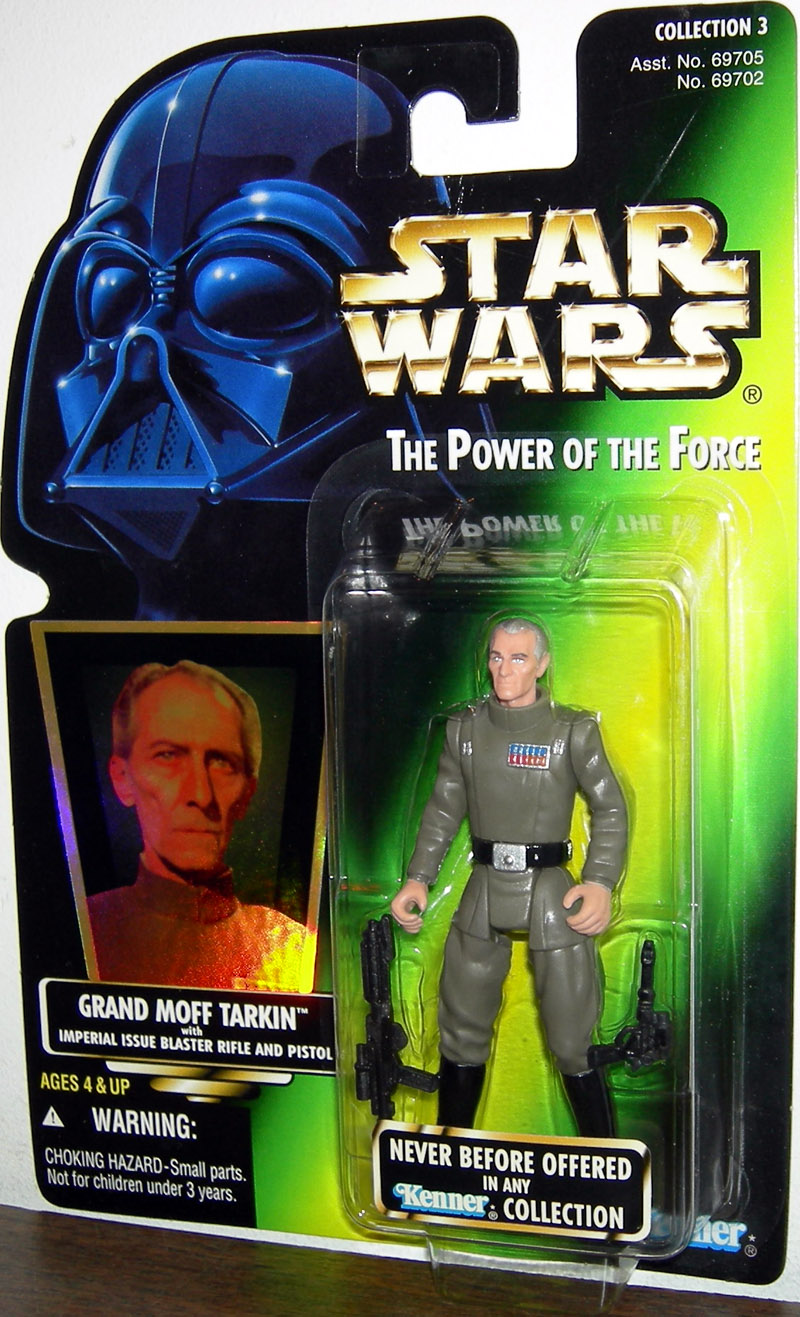 Grand Moff Tarkin (green card, Collection 3)