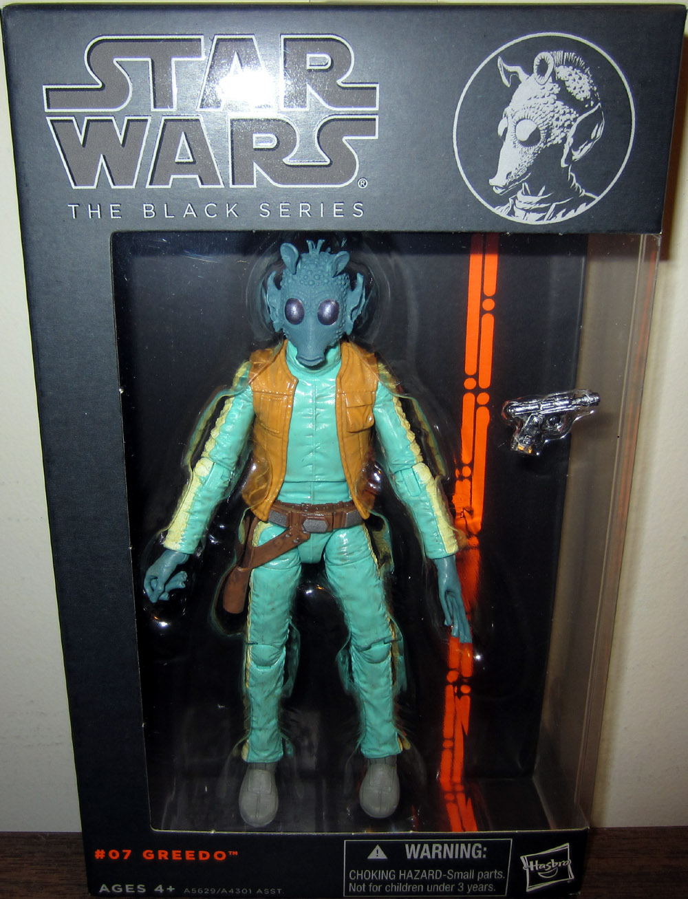 Greedo (The Black Series, #07)