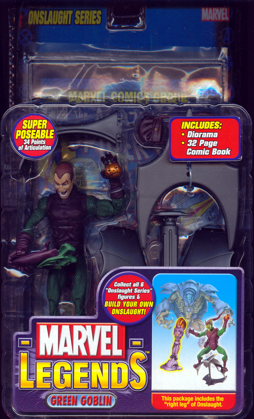 Green Goblin (Marvel Legends variant)