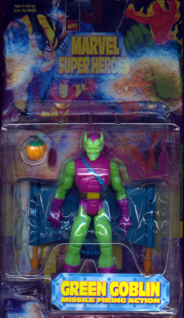 Green Goblin (Marvel Super Heroes, Spider-Man Animated recarded)