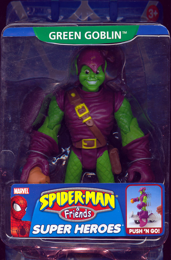 Green Goblin (Spider-Man & Friends)