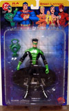 Green Lantern (Kyle Rayner, DC Direct JLA)