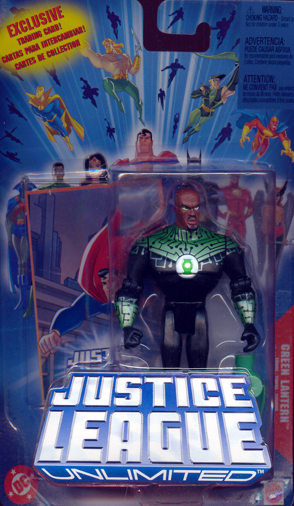 Green Lantern (Justice League Unlimited)