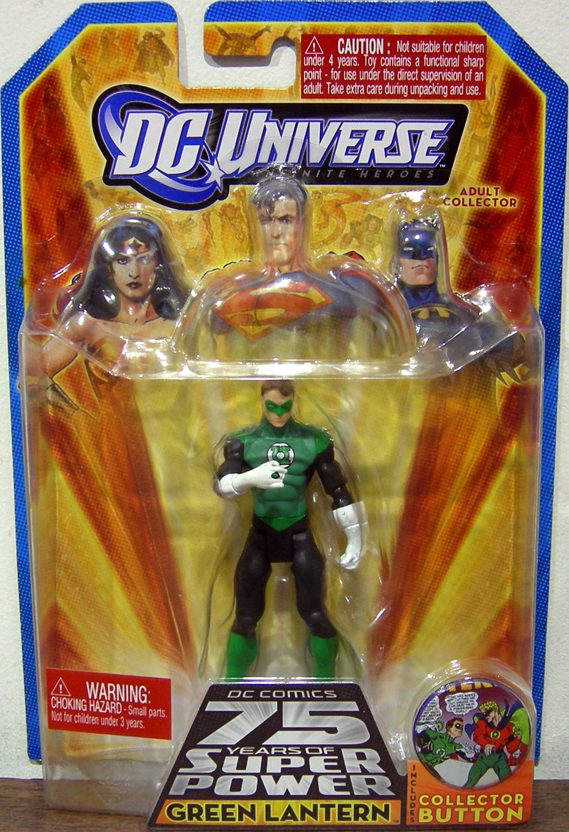 Green Lantern (DC Universe Infinite Heroes, 75 Years of Super Power)