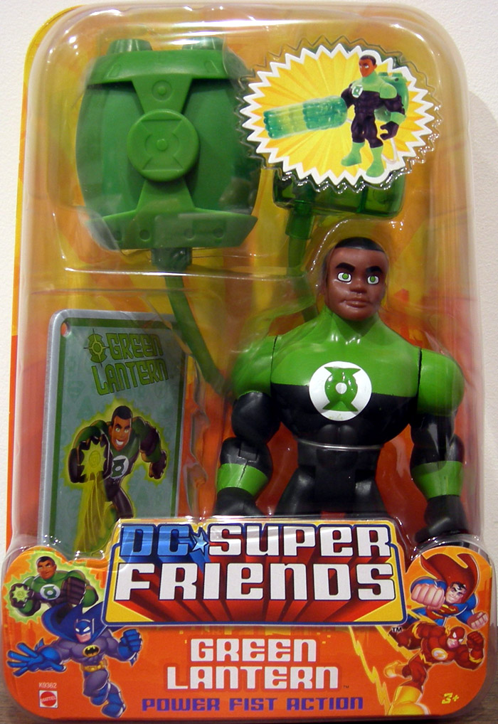 Green Lantern (DC Super Friends)