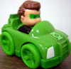 Little People DC Super Friends Wheelies Green Lantern Target Exclusive