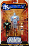 Green Lantern, Captain Atom and Supergirl 3-Pack