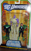 Green Lantern, Despero & Katma Tui (Fan Collection 3 Pack)