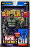 1st Appearance Grey Hulk, Marvel Legends