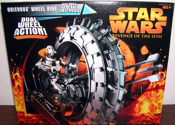 Grievous Wheel Bike