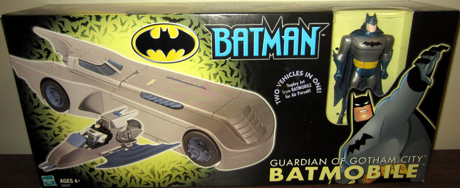Guardian of Gotham City Batmobile