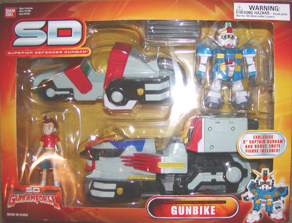 Gunbike (Superior Defender)