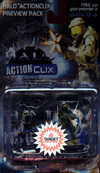 Halo ActionClix Preview 2-Pack (Target Exclusive)