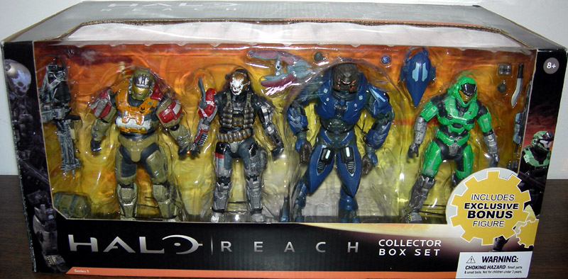 Halo: Reach Collector Box Set