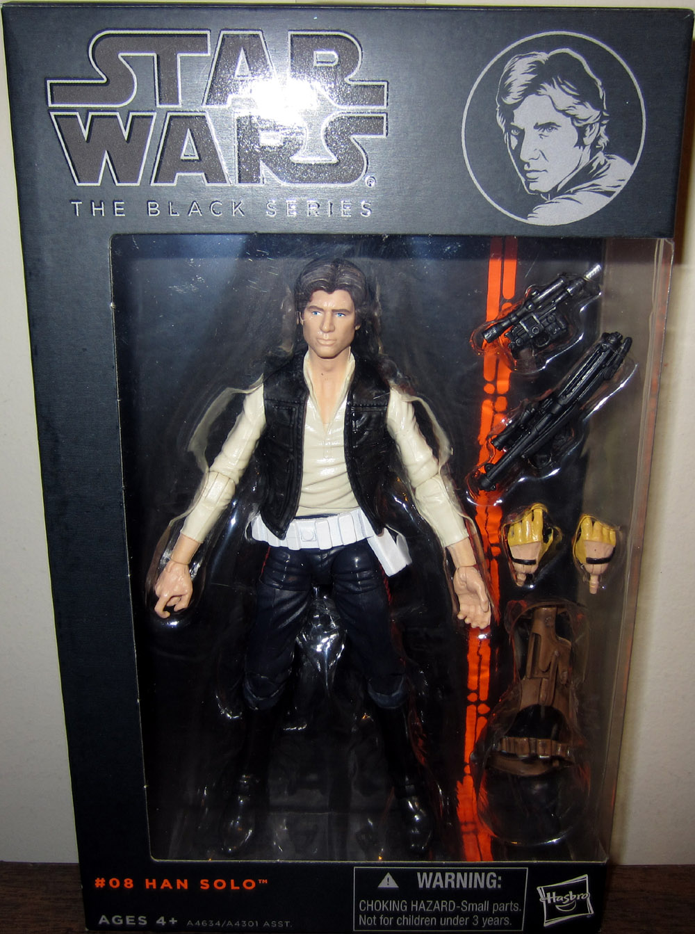Han Solo (The Black Series, #08)