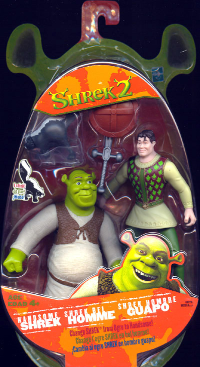 Handsome Shrek