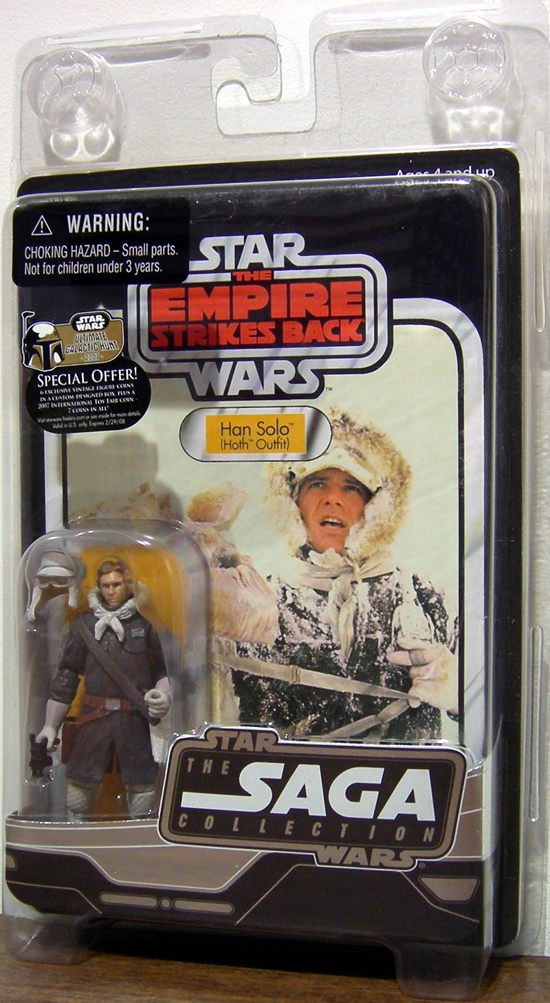Han Solo in Hoth Outfit (Vintage Original Trilogy Collection)