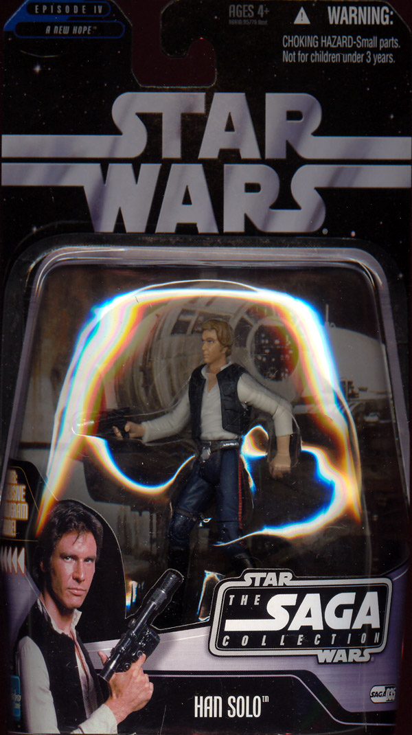 Han Solo (The Saga Collection, #035)
