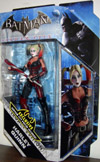 Harley Quinn (DC Universe, Legacy Edition, Arkham City)