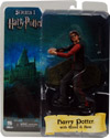 Harry Potter with wand & base (red & black shirt)